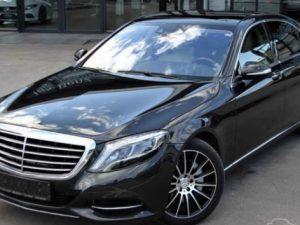 Mercedes S