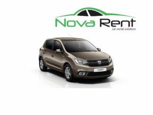 Nova Dacia Sandero